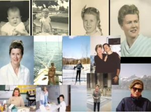 Linda's Life Photo Collage